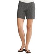 KUHL Mova 6in Womens Shorts, Dark Heather, medium