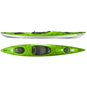 Hurricane Sojourn 146 Light Touring Kayak 2015, Green, medium