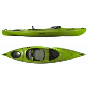 Hurricane Marvel 120 Recreational Kayak 2015, Green, medium