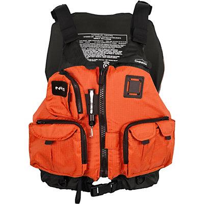 NRS Chinook Fishing Kayak Life Jacket, , viewer