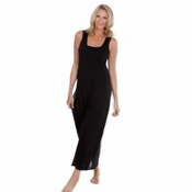Dotti Hole In One Maxi Dress Bathing Suit Cover Up, Black, medium
