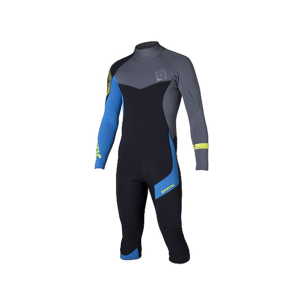 Mystic Crossfire 4/3 Back-Zip Shorty Wetsuit 2015, , 600