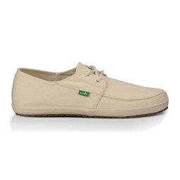 Sanuk Knock Out Mens Shoes, Natural, 256