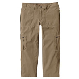 Patagonia Tribune Capris Womens Pants, Ash Tan, 256