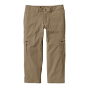 Patagonia Tribune Capris Womens Pants, Ash Tan, medium