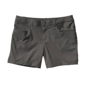 Patagonia Quandary Womens Shorts, Forge Grey, medium