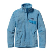 Patagonia Re-Tool Snap-T Pullover, Dusk Blue-Skipper Blue X Dye, medium