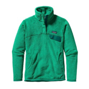 Patagonia Re-Tool Snap-T Pullover, Nettle Green-Emerald X Dye, medium
