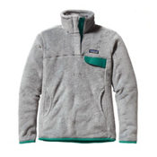 Patagonia Re-Tool Snap-T Pullover, Tailored Grey-Nickel X Dye W-E, medium