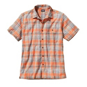 Patagonia A/C Shirt, Peach Sherbet, medium