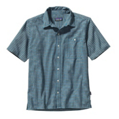 Patagonia Puckerware Shirt, Curacao, medium