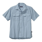 Patagonia El Ray Shirt, Skipper Blue, medium