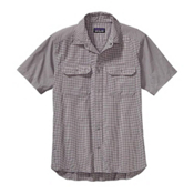 Patagonia El Ray Mens Shirt, Tyrian Purple, medium