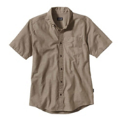 Patagonia Bluffside Shirt, Ash Tan, medium