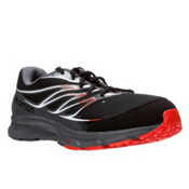 Salomon Sense Link Mens Shoes, Black-Dark Cloud-Tomato Red, medium