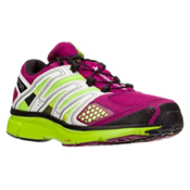 Salomon X-Mission 2 Womens Shoes, Mystic Purple-Light Grey-Granny Green, medium
