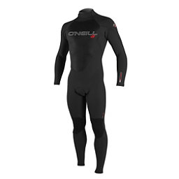 O'Neill Epic 3/2mm Full Full Wetsuit 2017, Black-Black-Black, 256
