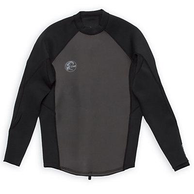 O'Neill O'riginal 2/1 Jacket Wetsuit Top 2016, Black-Black-Black, viewer