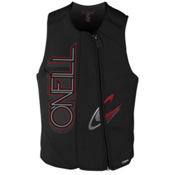 O'Neill Revenge USCG Adult Life Vest 2016, Black-Black-Black, medium