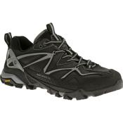 Merrell Capra Sport Mens Hiking Boots, Black-Wild Dove, medium