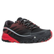 Merrell All Out Charge Mens Shoes, Black-Molten Lava, medium