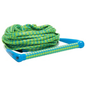 Proline Launch Package Wakeboard Rope 2016, Blue-Green, medium