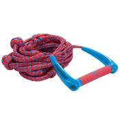 Proline LGS Wakesurf Rope 2016, Red-Blue, medium