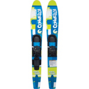 Connelly Super Sport Junior Combo Water Skis With Slide Adjustable Bindings 2016, , medium