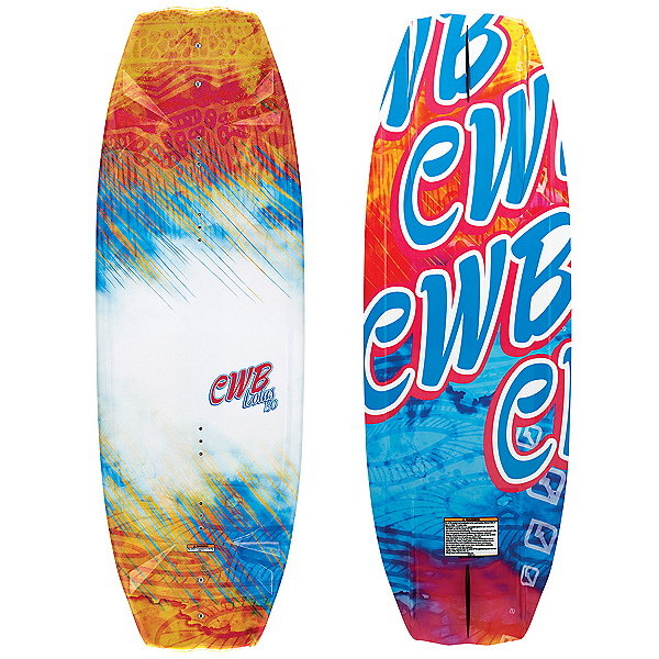 CWB Lotus Womens Wakeboard, , 600