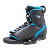 CWB Venza Wakeboard Bindings, Black-Blue, medium