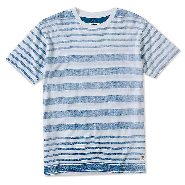 O'Neill River Jetties Mens T-Shirt, White, 600