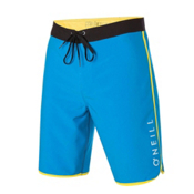 O'Neill Santa Cruz Scallop Board Shorts, Blue, medium