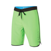 O'Neill Santa Cruz Scallop Board Shorts, Green, medium