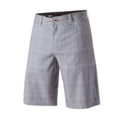 O'Neill Insider Hybrid Board Shorts, Grey, medium