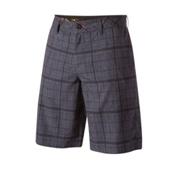 O'Neill Hybrid Freak Board Shorts, Black, medium
