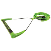 Straight Line Hydratak with Dyneema Wakeboard Rope 2015, Green, medium