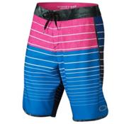 Oakley Blade Straight-Edge Boardshorts, Electric Blue, medium