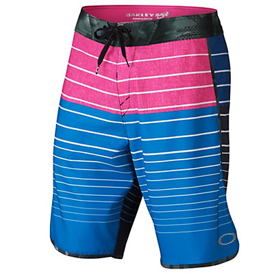 Oakley Blade Straight-Edge Boardshorts, Electric Blue, viewer