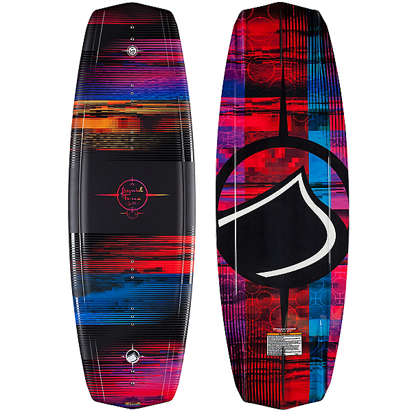 Liquid Force Jett Womens Wakeboard, , 600