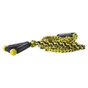 Liquid Force Coiled Wakesurf Rope 2017, Yellow, medium