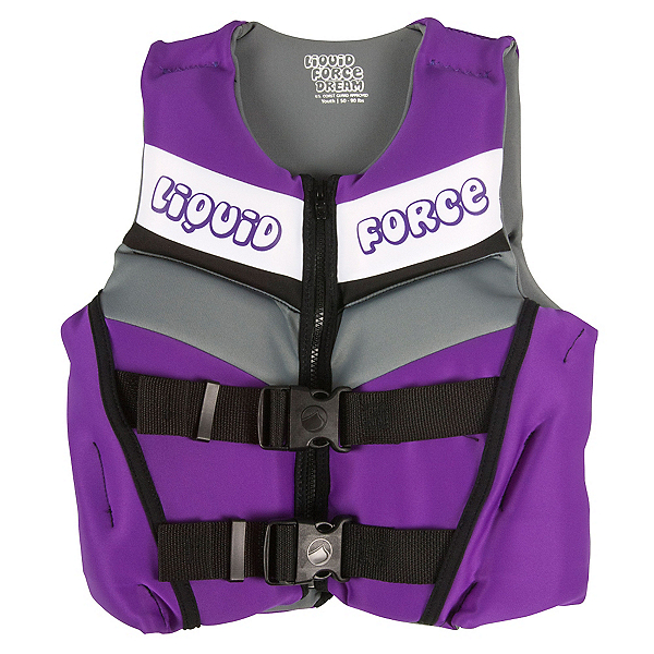 Liquid Force Dream Youth Junior Life Vest, , 600