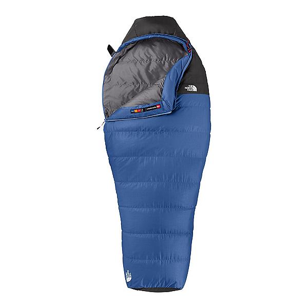 The North Face Tephora 20 Reg Womens Down Sleeping Bag (Previous Season), Marlin Blue-Asphalt Grey, 600