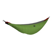 ENO Ember 2 Under Quilt 2016, Lime-Charcoal, medium