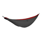 ENO Ember 2 Under Quilt 2017, Charcoal-Red, medium