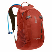 CamelBak Cloud Walker Hydration Pack 2016, Rooibos-Black Olive, medium