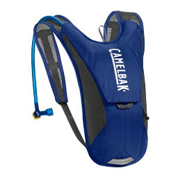 CamelBak Hydrobak Hydration Pack, Pure Blue-Graphite, 256