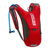 CamelBak Hydrobak Hydration Pack, Racing Red-Graphite, medium