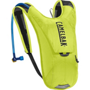 CamelBak Hydrobak Hydration Pack, Lemon Green, medium