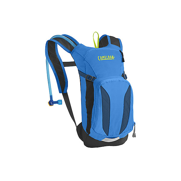 CamelBak Mini-M.U.L.E. Hydration Pack, Electric Blue-Poseidon, 600