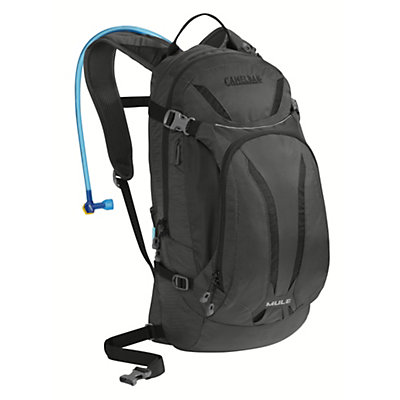 CamelBak M.U.L.E. Hydration Pack 2016, Charcoal, viewer